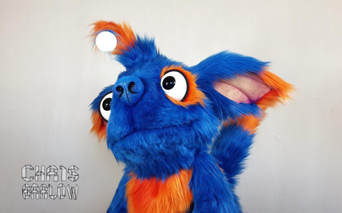 puppet maker alien puppet
