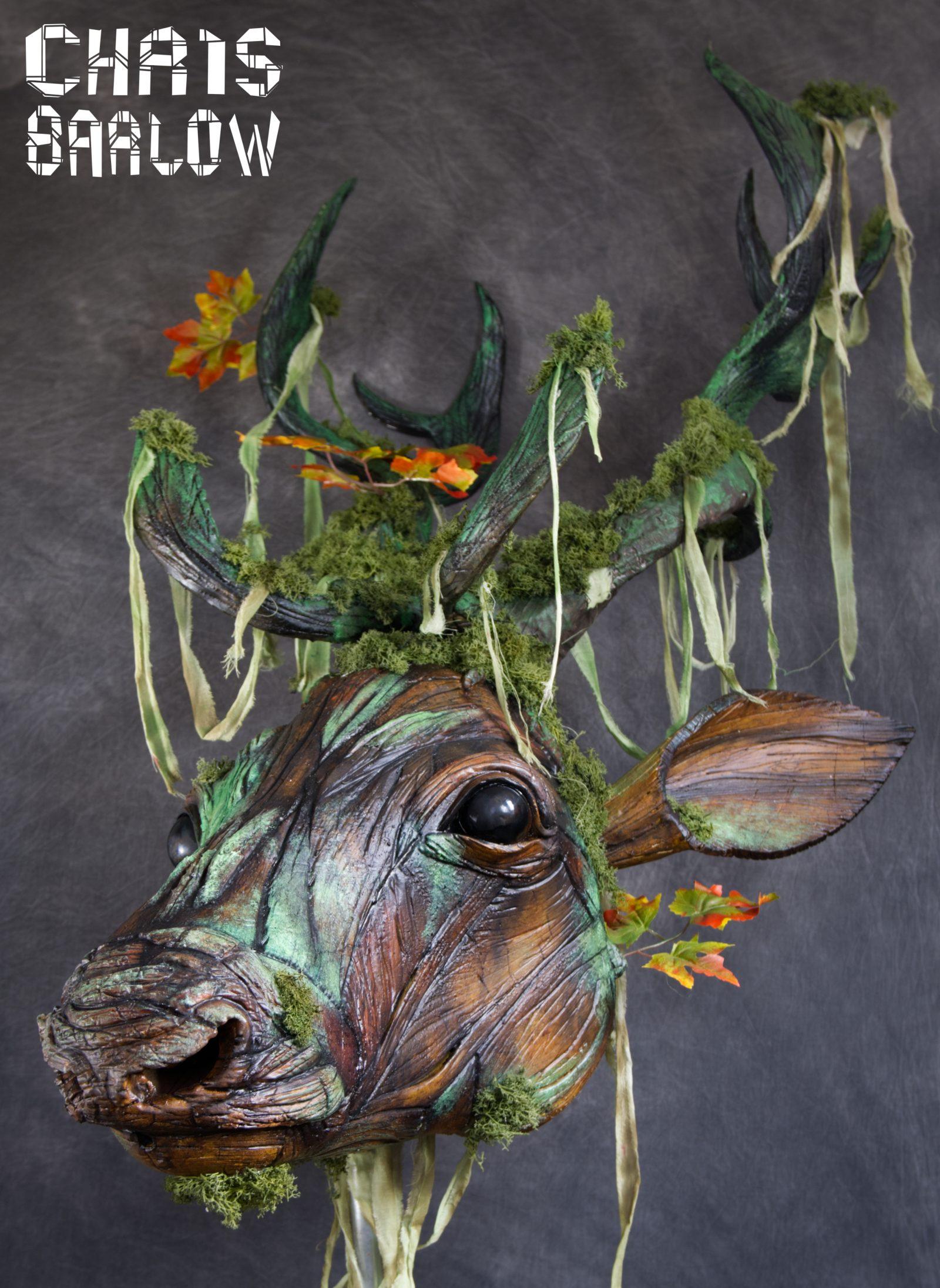 puppet reindeer example