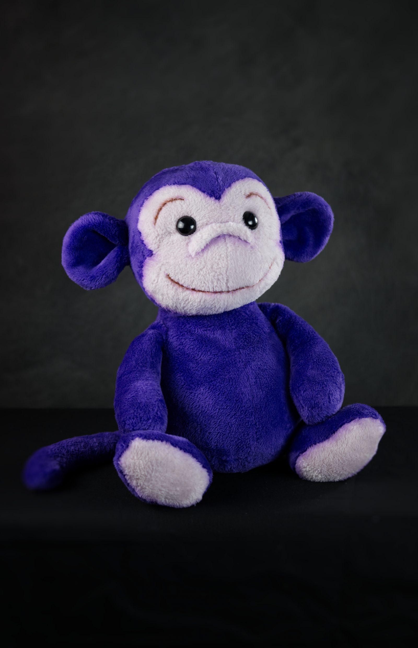 cheeky monsters monkey plush